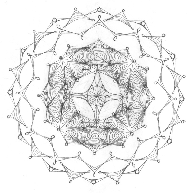 First Sequence mandala