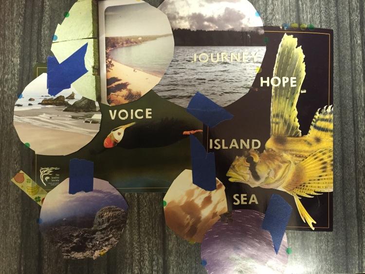 Journey Hope Voice Island Sea