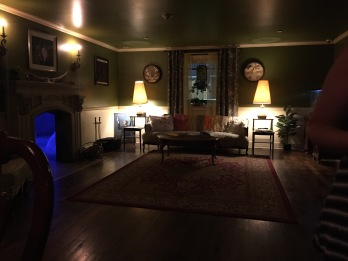 Meow Wolf's mysterious living room