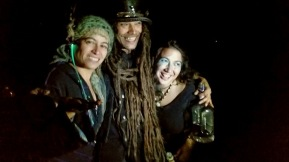 night camp party with Niel Mitra of Faun, & Fox