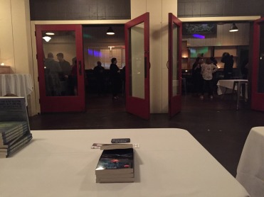 tabling at the afterparty
