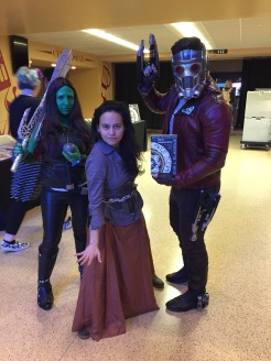 Guardians of the Galaxy!