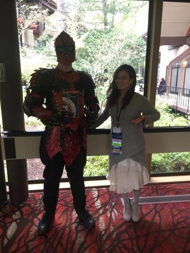 dragon knight displaying!